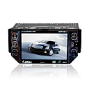 5.3-inch Touch Screen 1 Din Car DVD Player TV and Bluetooth Function 53M01