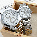 Eyki Classical Couple Watch Set W8110GL (LSB069)
