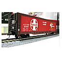 HO Scale Train Model-Box Wagon