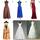 Unique and Fashionable Dresses for Wedding / Party 6 Pieces Per Package (HSQC042)