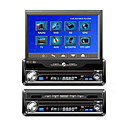 7-inch Touch Screen 1 Din Car DVD Player TV and Bluetooth Function TF133