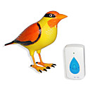 Wireless Doorbell Bird Statuette (RD-368)