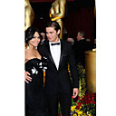 The 81st Oscaro Zac Efron One Button Single Breasted Peak Lapel Tuxedo / Jacket & Pants ( OSCM003)