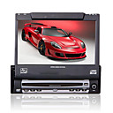7-inch Touch Screen 1 Din Car DVD Player TV and Bluetooth Function 3086