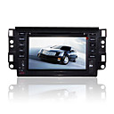 7-inch Touch Screen 2 Din In-Dash Car DVD Player For Chevrolet Epica with GPS System