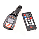 Car MP3 WMA Wireless FM Modulator 1GB Memory