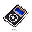 Mini MP3 Player with Speaker (2GB, 5 Colors Available)