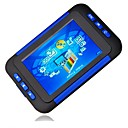 2gb de 3,5 polegadas MP3 / MP4 players jogo dv dc azul e preto (szm198)