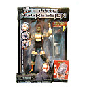 wwe wrestling professionnels tazz action figure  la case de couleur