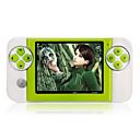 2GB 3.5 Inch Digital Game MP4 Player With FM/Digital Camera Green(MXQ020)