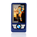 2GB 1.8 Inch MP4 Player With FM Out Speaker Blue(MXQ026)