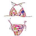 Hot Popular Two Piece Bikini Swimwear Swimsuit, Size M, L, XL (AMS040)