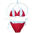 Hot Popular Two Piece Bikini Swimwear Swimsuit, Size M, L, XL (AMS031)