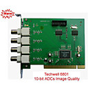 4-ch. PC DVR Cards 1-ch. real time H.264 Image compression(DM-810104)