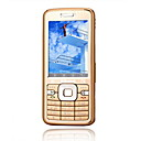 Longxing tv600 + Dual-Quad-Band-Karte TV-Funktion Touchscreen Handy Gold (szrw303)