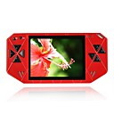 4GB 3.5&quot; TFT Display PSP Style Game MP3/MP5 Player Red (SK-832)