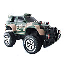 01:08 radio controle jeep off-road high-performance stenen lamp afstandsbediening auto's (yx00226)