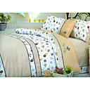 4PCS Hawaiian Character And Style Bedding Comforter Set(YL 1300001)