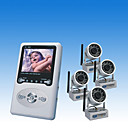 2.4Ghz Wireless Baby Monitor/PVR and Receiver (RC820A + CM812CWAS&amp;4-LYD007)