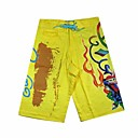 la mode de haute qualit jaune plage pants pantalons pour hommes 012 (fc012)