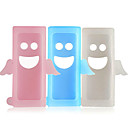 Angel And Devil Silicon Cases For Ipod Shuffle Gen 3 - 8 pieces per package (SA18)