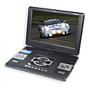 15,4 pouces avec lecteur dvd portable tv function &amp; lecteur de carte et jeux et cadre photo numrique et cran LCD (smq2452)