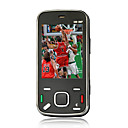 S86  MiNi Dual Card Quad Band Cell Phones Black