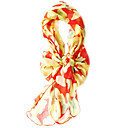 Yellow Silk Women's Wraps/Scarves  (C10054040085)