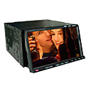 7-inch Touch Screen 2 Din In-Dash Car DVD Player TV and Bluetooth Function AL-7002BL (SZC002)