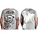 Vintage Tattoo Design T Shirt(YC80008)
