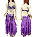 Sexy Belly Dancewear Top Pants Set -- All Accessories Included9830 (LYY029)