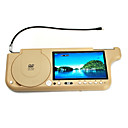 7-inch Sun Visor Car DVD Player with USB & SD function
