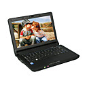 HASEE Laptop HP-Q130B 10.2&quot; LED/Intel N270/1.6G/1GB DDR2/120G(SMQ2804)