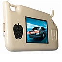 7-inch Sun visor Monitor with USB Port - SD Card Reader for HONDA (ACCORD 07)