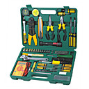 50-pc Tool Set For Telecommunication-Free Shipping(0588-DL1050)