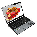 Hasee Laptop hp860 15,4 &amp;quot;wxga/core2 Duo t6500/2.1g/2gb ddr2/250g/dvd + rw/g9600m/5100an/hdmi (smq2812)