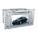 7 inch touch screen digitale auto-dvd speler gps-tv-fm-bluetooth voor toyota corolla 2006-2009