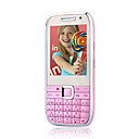 fliegen yang F021 Quad-Band Dual-Karte TV Wifi Handy pink (2GB Karte tf) (sz00510046)