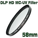 Emolux Digital HD DLP MC-UV 58mm Filter (SMQ5510)