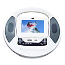 7 &quot;inch multi-functies portable dvd-speler met analoge TV en FM radio en wild (smqc165)