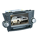 8 inch Touch Screen Car DVD Player-TV-FM-Bluetooth For Toyota Highlander 2009 (SZC2161)