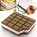 Chocolate Notebook(CEG047)(Start From 10 Units)