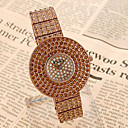 EYKI Japnese Quartz Movement Round Case Shape Crystals Women's Watch (W8002L )