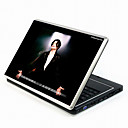 Michael Jackson Series Laptop Notebook Cover Protective Skin Sticker with Wrist Skins (SMQ3417)