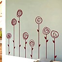Stylish Flower Wall Sticker (0732 -XM-JJ-110)