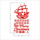 Merry Christmas Wall Sticker (0565 -gz44940)