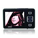 JXD Brand 2GB 2.5 Inch Fashion Design MP4/MP3 Player with Digital Camera (JXD656)