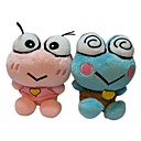 Lovely Plush Cute Frog Stereo Speaker for DVD - AM - FM radio - MP3 (SMQ3464)