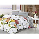 4-pc Fontainebleau Emerizing Cotton Duvet Cover Set - Free Shipping (Get Surprising Gifts) (0580-9s606800)