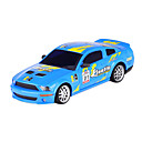 Free shipping 1:24 Full Fuction 4WD Drift R/C Car (0687-GT-400)